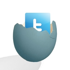 Emerging Media - Twitter Icon