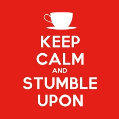 Keep Calm & Stumble Upon - Red